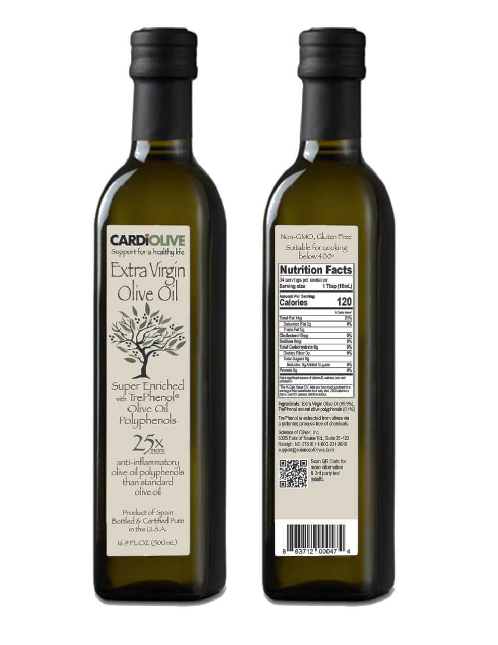 Olipura-cardiolive-25x-2-bottles