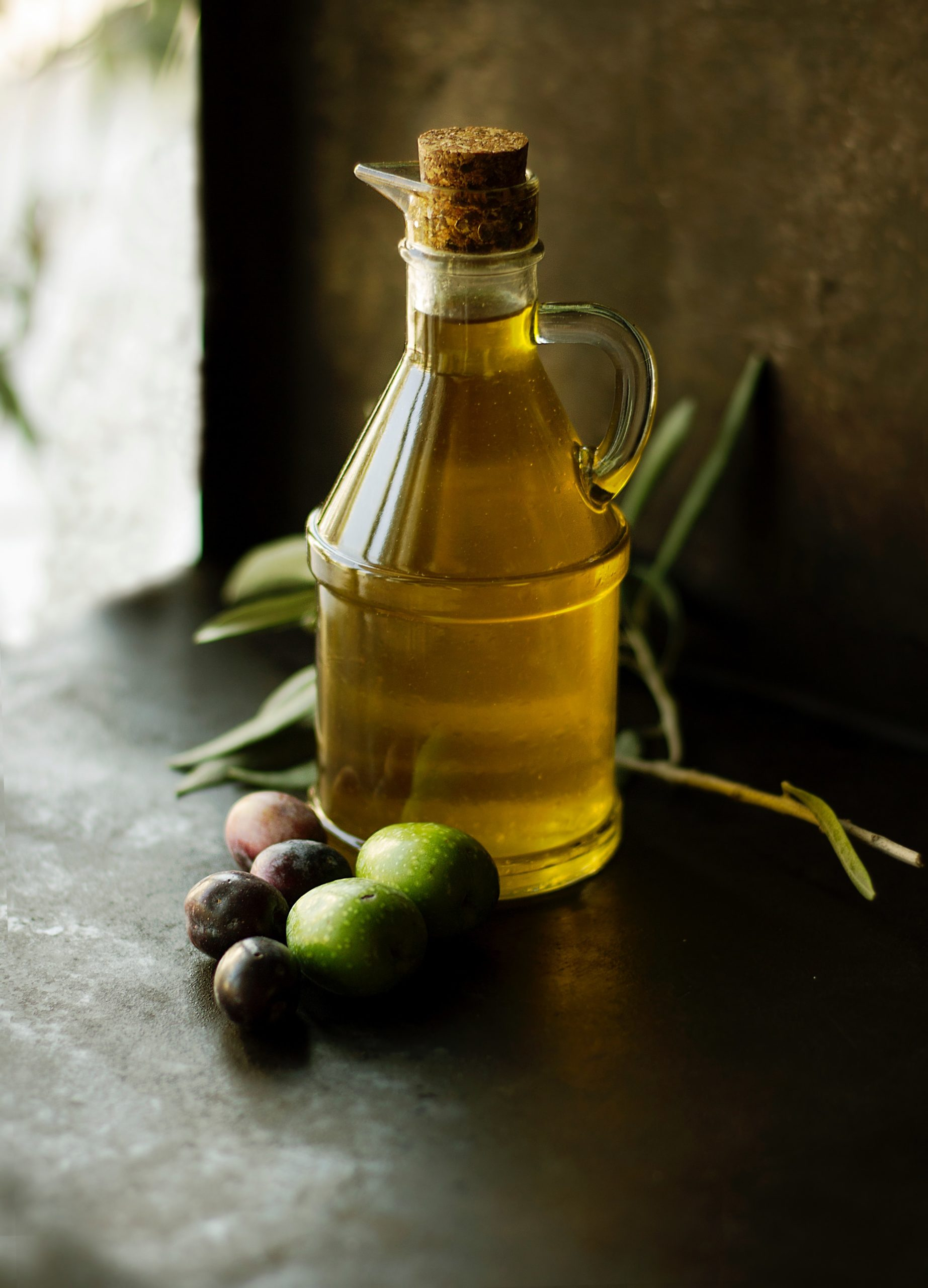 No additives in extra virgin olive oil